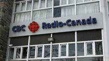 The CBC is fighting to keep some its records exempt from access-to-information laws. (Mike Dembeck/The Canadian Press)
