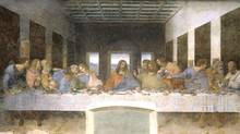 Ross King paints a vivid portrait of the life and times, or timelessness, of Leonardo da Vinci's masterly fresco, which. though it began to deteriorate almost as soon as he painted it, has held us in awe for half a millennium. (Alinari/Art Resource)