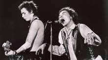 There was a time when the Sex Pistols' Sid Vicious, left, and Johnny Rotten, were the poster boys of youthful rebellion. (AP Photo)