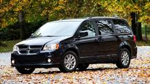 2013 Dodge Grand Caravan (Chrysler)