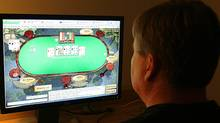 When does playing winning poker amount to a business? (KAREN BLEIER/AFP/Getty Images)
