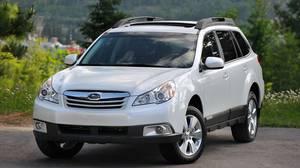Mid-size Car: Subaru Outback