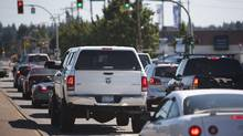 'Infrastructure spending has to be the priority,' says economist Eveline Adomait. 'Gridlock in our major cities reduces productivity and, because of commute times, raises home prices in those centres.' (Rafal Gerszak For The Globe and Mail)