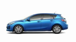 2012 Mazda3 Sport GS-Sky