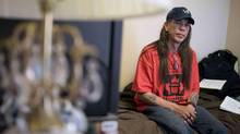 Robbie McCall of Ottawa was caught in a debt trap with payday lenders: 'I didn't know how to get out of it.' (Justin Tang for the Globe and Mail)