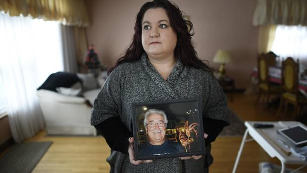 Tracey Ceccarelli's father, Albert, spent around five months in and out of hospitals before it was discovered that he suffered from a parasitic illness called strongyloidias. By the time it was diagnosed, the medicine, Ivermectin, wasn't able to save him.