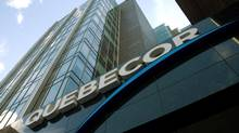 Quebecor Inc. says net income attributable to shareholders was $40.7-million, or 33 cents per basic share, in the first quarter, compared to $35.6-million and 29 cents per share in the same period last year. (Robert J. Galbraith For The Globe and Mail)