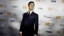 Actor Joseph Gordon-Levitt (Moe Doiron/The Globe and Mail)