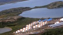 Quest Rare Minerals says its Strange Lake deposit in Northern Quebec could supply as much as 10 per cent of global demand for rare earths once it is up and running. (Quest Rare Minerals)