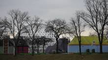 Fill the Cinesphere with jellybeans and charge citizens to guess how much it holds? (Fred Lum/The Globe and Mail/Fred Lum/The Globe and Mail)