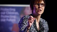 Children's rights advocate Cindy Blackstock is among the six people selected to represent the movement. (Jeff McIntosh/The Canadian Press)