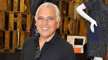Joseph Mimran, seen in September, 2012, believes in buying stocks that you understand. His portfolio includes long REITS, big-cap dividend paying stocks and certain major tech plays. (Angela Weiss/Getty Images for Joe Fresh)