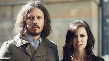 John Paul White and Joy Williams makes songs 'that even Abe Lincoln and Jefferson Davis would have to agree upon.'