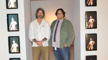 Steve Loft and Jesse Wente are the co-curators of the First Peoples Cinema festival of film and art at the Bell Lightbox in Toronto.
