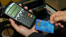 In April 2010, Ottawa introduced a code of conduct for the payment card industry, to encourage more transparency and accountability. The new rules will come into force in November. (Salvatore Sacco/CP)