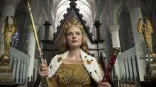 Rebecca Ferguson portrays Elizabeth Woodville in historical drama The White Queen.