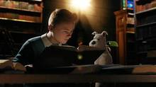 A scene from The Adventures of Tintin: Secret of the Unicorn (Handout | Paramount Pictures | WETA Digital Ltd./Handout | Paramount Pictures | WETA Digital Ltd.)