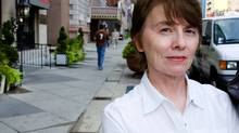 U.S. political commentator Camille Paglia poses on South Broad Street September 10, 2007 in Philadelphia, Pennsylvania. South Broad Street is home to many of Philadelphia's cultural venues, among them the Kimmel Performing Arts Center, the Wilma Theater, the Academy of Music and the Meriam Theater. (Jeff Fusco/Getty Images)