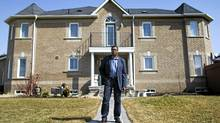 Anthony Wright just sold his Mississauga town-house end unit for $20,000 more than his asking price. While he feels bad for one of the bidders whose real estate agents took the unusual step of bringing her so she could plead her case, he is happy with the result. (Peter Power/The Globe and Mail/Peter Power/The Globe and Mail)