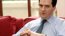 File photo of Chancellor of the Exchequer George Osborne. (Anthony Harvey/Anthony Harvey)