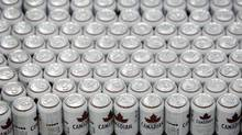 The beer economy acconts for one in 100 Canadian jobs, or almost 1 per cent of gross domestic product, says a new report from the Conference Board of Canada. (Jonathan Hayward/The Canadian Press)