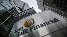 Late last year, Sun Life Financial, which will report its quarterly earnings on Wednesday, restructured internal reinsurance arrangements and paid down debt. (MARK BLINCH/REUTERS)