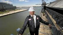 Jonathan Bamberger, president of Redpath Sugar Ltd. is photographed at the company's refinery (Fred Lum/The Globe and Mail/Fred Lum/The Globe and Mail)