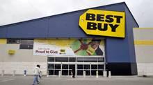 Best Buy's Heartland location in Mississauga, December 2, 2010. (J.P. MOCZULSKI/J.P. MOCZULSKI for The Globe and Mail)