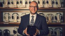 Mass Fidelity raised more than $1-million for its wireless Bluetooth speaker, says co-founder Ben Webster. Now he wants to develop a sales team and go international. (Mark Blinch/The Globe and Mail)