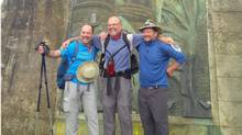 Rocco Rossi and co. reach the end of their prostate-cancer journey (PROSTATE CANCER CANADA)