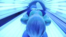 The use of tanning beds has been singled by the Cancer Society as particularly risky. (iStockphoto)