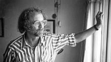 Author W.P. Kinsella, circa April 7, 1987. Mr. Kinsella died Friday after a long and prolific career as a writer and teacher.