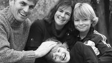 Geoff Taber, his beloved wife Jacquie and sons Scott and Andrew perished in a cottage fire on Christmas Eve. (Osler, Hoskin & Harcourt photo)