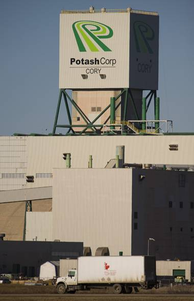 In the news most recently for fending off a hostile takeover bid, Potash Corp. of Saskatchewan topped the 2010 Board Games rankings with strong marks across all categories (board composition, executive compensation, shareholder rights and disclosure). The mining company jumped to No. 1 from eighth place last year. (Liam Richards/Liam Richards For The Globe and Mail)