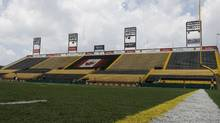 Ivor Wynne Stadium in Hamilton. (Photo by Peter Power/The Globe and Mail) (Peter Power/Peter Power/The Globe and Mail)