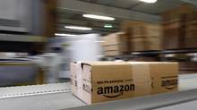 Amazon is adding hundreds of thousands more products to its Canadian website, rapidly narrowing the gap between its offerings here and in the United States. (Michaela Rehle/Reuters)