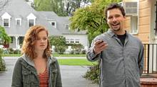 Jane Levy and Jeremy Sisto in Suburgatory. (Karen Neal / ABC)