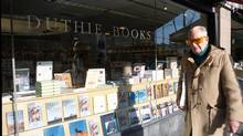 Duthie Books at West 4th Ave., Vancouver. (PETER BENNETT/Peter Bennett/The Globe and Mail)