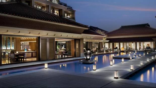 Get a taste of japan s blissed out island life at the ritz for Design hotel okinawa