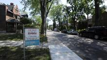ReMax agent Geoffrey Grace has found that the average price of a home is 5 per cent higher in September than in August. (Fred Lum/The Globe and Mail)