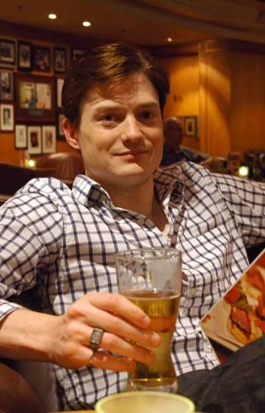 Andrew Rader, 34: 'Vital.'