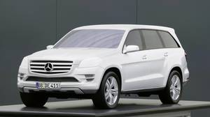 Practical people haulers high end suvs the globe and mail for Mercedes benz high end suv