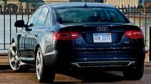 2011 Audi A6 (Audi)