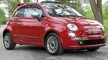 2012 Fiat 500 Cabrio Lounge (Bob English)
