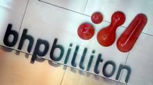 BHP Billiton (TIM WIMBORNE/Tim Wimborne/Reuters)
