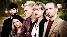 The Canadian indie band Mother Mother (Reinier deSmit)
