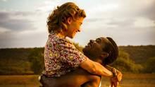 Rosamund Pike as Ruth Williams and David Oyelowo as Seretse Khama in the film A United Kingdom. (Stanislav Honzik. © 2017 Twentieth Century Fox Film Corporation)