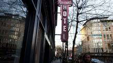The Rainier Hotel run by the Portland Hotel Society in the Downtown Eastside in Vancouver, November 21, 2013. (Rafal Gerszak For The Globe and Mail)
