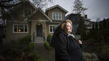 Realtor Allyson Brooke said if a salesperson shows up on your doorstep with an unsolicited 'drop-dead' offer that seems too good to be true, there is no harm in telling them to wait for separate appraisals from other professionals. (Ben Nelms for The Globe and Mail)