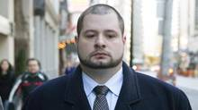 Toronto Constable James Forcillo is shown on Nov. 7, 2013. (CHRIS YOUNG/THE CANADIAN PRESS)